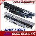 JIGU 4400 МАЧ AA-PB3VC6W AA-PB2VC6W Аккумулятор Для Ноутбука Samsung N150 черный и белый