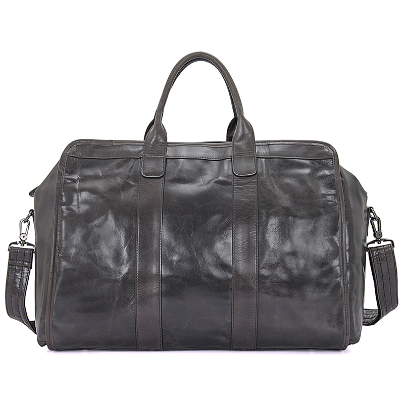 JMD Vintage Genuine Leather Travel Bag 17'' Laptop Handbags Men's Fashion Business Crossbody Bag Messenger/Shoulder Bags for Men jmd guaranteed genuine leather bag crossbody bag flap bag messenger bag for business men 1038q