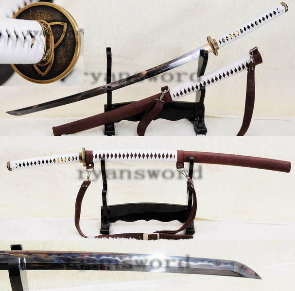 FULL FUNCTIONAL REAL SHARP HANDMADE WALKING DEAD SWORD---MICHONNES SWORDFULL FUNCTIONAL REAL SHARP HANDMADE WALKING DEAD SWORD---MICHONNES SWORD