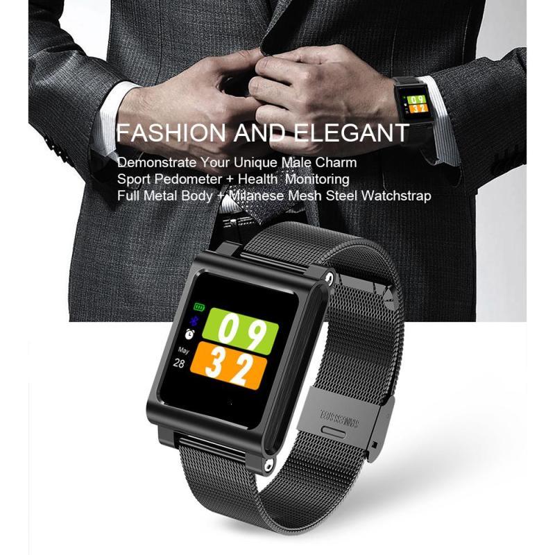 купить Smart Band Blood Pressure Watch Heart Rate Monitor Activity Tracker Fitness Smart Bracelet Pedometer Wearable Devices U3 по цене 1964.45 рублей
