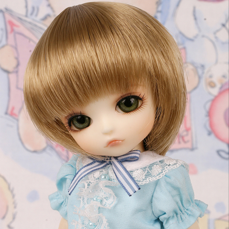 USD 53.42] Send Lati BJD doll white makeup. Belle Beauty and the ...