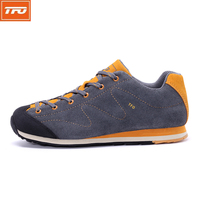 THE FIRST OUTDOOR Running Sneakers Lightweight Breathable Shoes Men Hiking Shoes Men Sneakers Mesh Sport Climbing