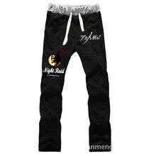 Anime Akame Ga Kiru! LOVERS pure cotton pants casual trousers men's  Sweatpants hot sale