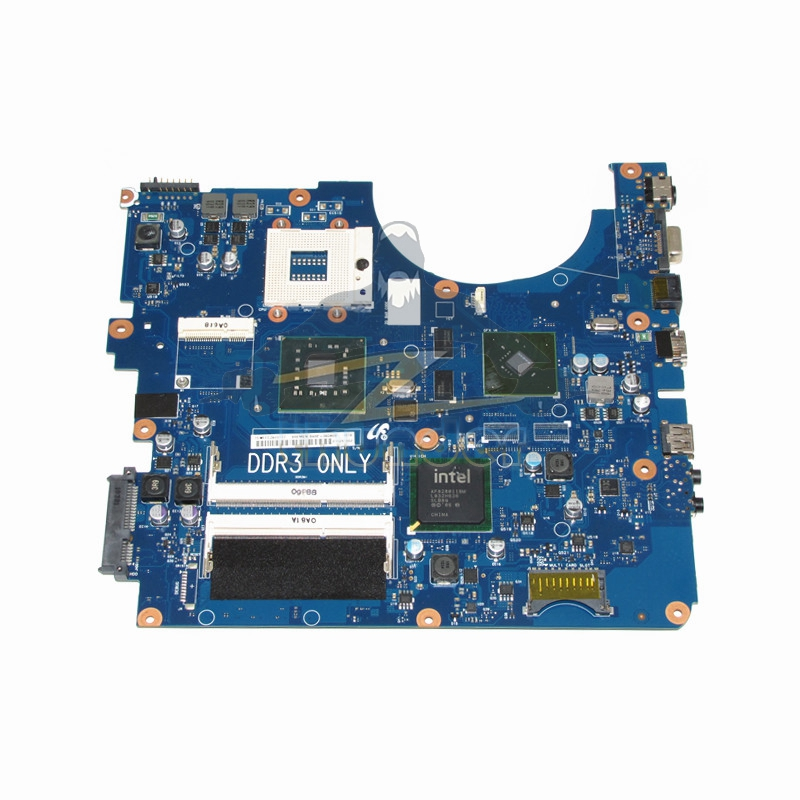 BA92-06346A BA92-06346B BA41-01227A for samsung R530 laptop motherboard PM45 GT310M DDR3 nokotion ba92 06345a ba92 06345b laptop motherboard for samsung np r530 r530 pc main board ddr3 pm45 gt310m