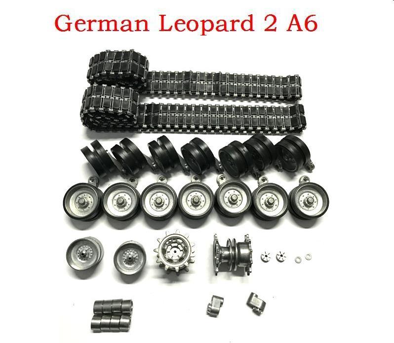 henglong HL3889 1 1/16 1:16 German Leopard 2 A6 RC Tank