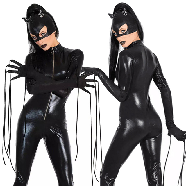 Rule batman series bondage catsuit catwoman