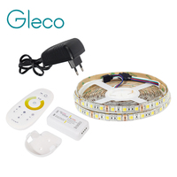 5M 10M LED STRIP SET 2 IN 1 W WW LED Strip 5050 Flexible Strip Light