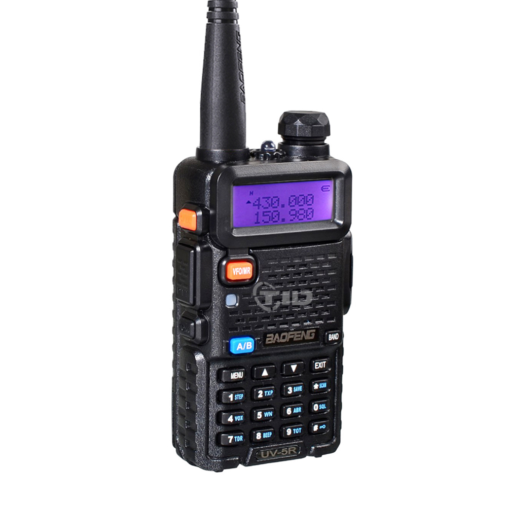 2Pcs Baofeng UV-5R Walkie Talkie VHF / UHF136-174Mhz & 400-520Mhz - Пераносныя рацыі - Фота 4