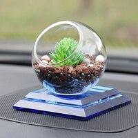 Araç Süs Otomobiller Zeolit Parfüm Koltuk Kristal Oto İç Dashboard Dekorasyon Bitki Aroması Difüzör Aksesuarları Hediyeler