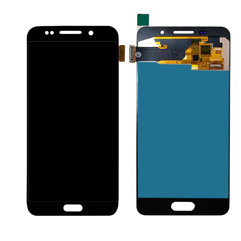 Pas de rétro-éclairage capteur LCD pour Samsung Galaxy A3 2016 A310 SM-A310F écran tactile numériseur assemblée