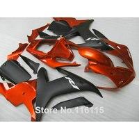 High Quality ABS Fairing Kit For YAMAHA R1 2002 2003 Matte Black Copper Fairings Set Full