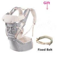 Promotion! Ergonomic baby carrier Toddler Wrap canguru Adjustable baby born Sling baby gear Wrap Rider Hipseat