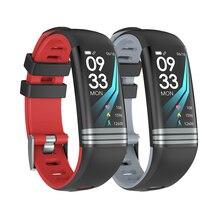G26 Fitness Smart Bracelet IP67 Waterproof Heart Rate Monitor Blood Pressure Oxygen Smart Band Multi Sport Mode Wristband lemado m3 smarrt fitness bracelet multi sport mode blood pressure oxygen ip67 waterproof color screen wristband pk mi band 3
