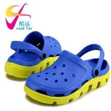CoolFar 2016คุณภาพEvaอุดตันUnisexแฟชั่นล่ออุดตัน,ระบายอากาศการ์เด้นรองเท้าแตะ,คู่ป้องกันการลื่นไถลชายหาดผู้หญิงรองเท้าแตะ