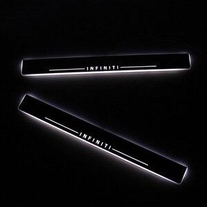 SNCN светодиодный автомобильный светильник, для Infiniti Q50 Q70 2013 2014 2015