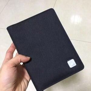 Image 3 - Kaco caneta bolsa caneta caso saco cor preta estilo de negócios 10 bolsos caneta para penbbs hongdian moonman elike escritório escola suprimentos