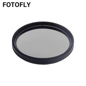 Image 4 - FOTOFLY CIR PL Filter 28 37 40.5 46 49 52 55 58 62 67 72 77 82mm Voor Canon Sony nikon CPL Polarize Lens Filters Voor Pentax Fuji