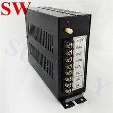 15A SSR امدادات الطاقة 5 V 15A/12 V 4A/SSR 8A تحويل التيار الكهربائي ل ماكينة لعبة الأركيد ممر أجزاء لعبة آلة التبعي