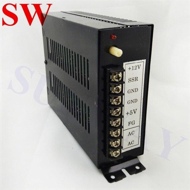 15A SSR Nguồn cấp 5 V 15A/12 V 4A/SSR 8A Chuyển Đổi nguồn điện cho Chơi Game máy Arcade Phần Máy Chơi Game Phụ Kiện
