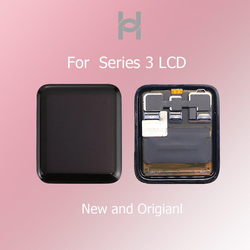 D'origine AAA LCD Qualité Pour Apple Montre Série 3 LCD Affichage à L'écran Tactile Digitizer S3 (GPS + Cellulaire) 38mm/42mm Remplacement