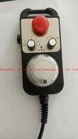 Cnc Handle Pulse Generator Wheel Encoder With Encoder Emergency Cnc 100PPR