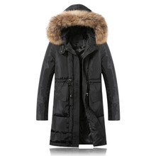 2016 зима новый стиль мужской повседневная мода высокого качества с капюшоном куртки толстые Ветровки мужские Зимние куртки, бесплатная доставка
