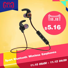 VBESTLIFE AMW-810 Sport Bluetooth Wireless Earphones In-ear Stereo Hands-free CVC Noise Cancellation Headphone with Mic(China)