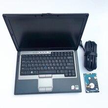 Программное обеспечение для ремонта всех данных Alldata 10,53+ mitchell по требованию 1 ТБ HDD 2в1 установлен в D630 4G ноутбук Windows7