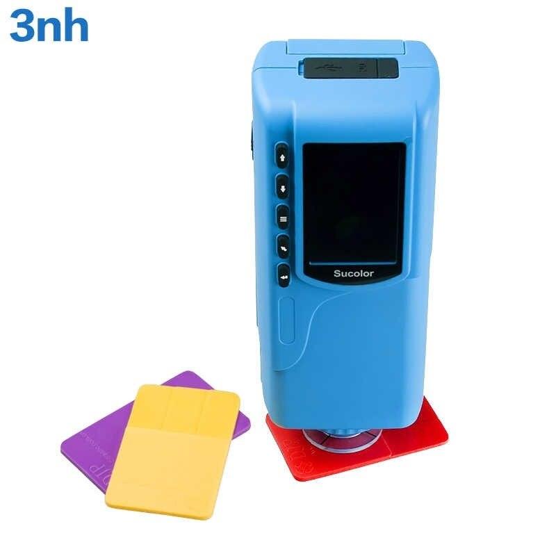 SC 10 Portable Digital Colorimeter Color Meter Color Testing Equipment Color Measuring Device Color Analyzer SC10