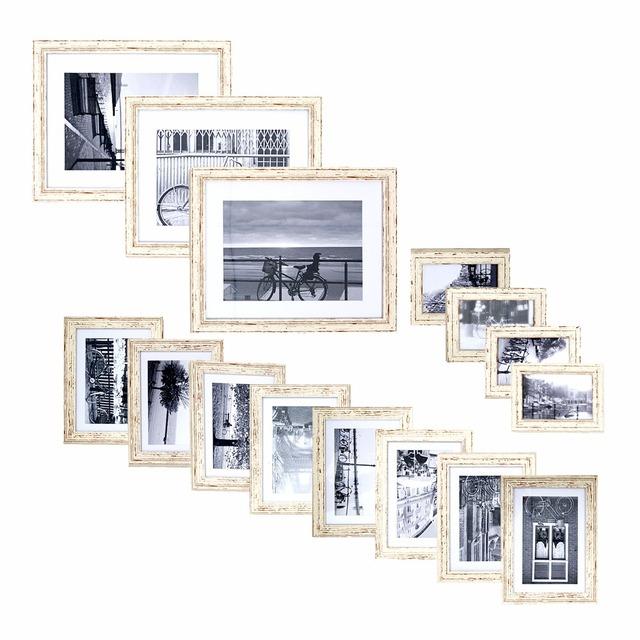 Wall Photo Frames 15 Pcs Set