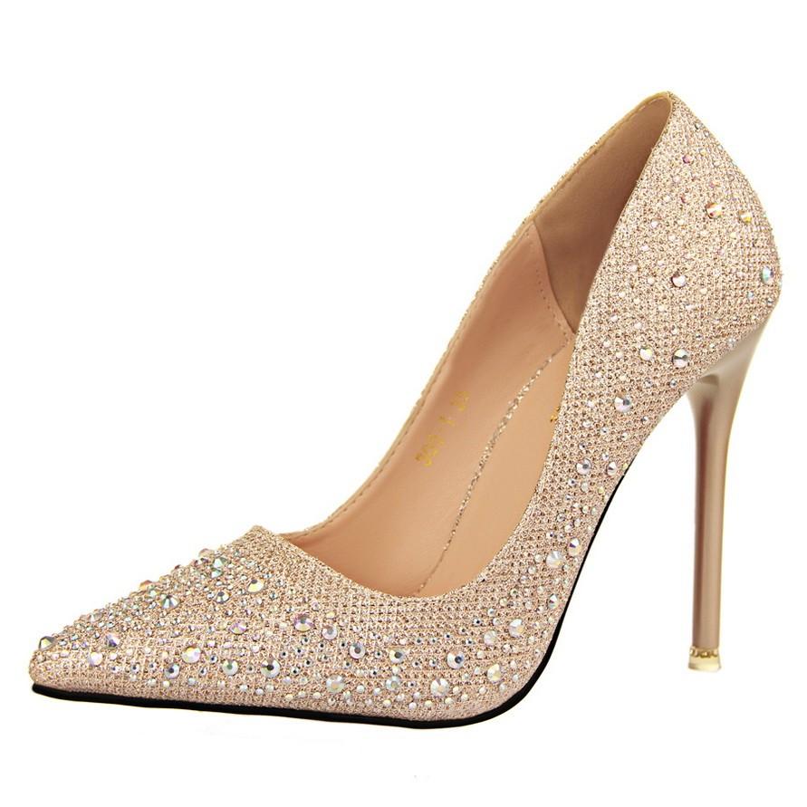 Hot Pink Platform Wedding Shoes