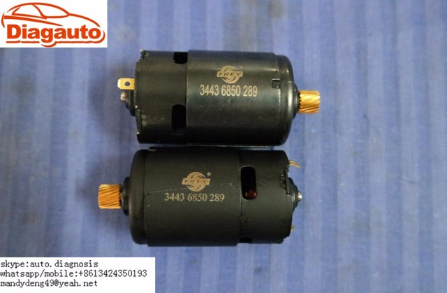 Diagauto 2pcslot Parking Brake Actuator Handbrake Module Motor For