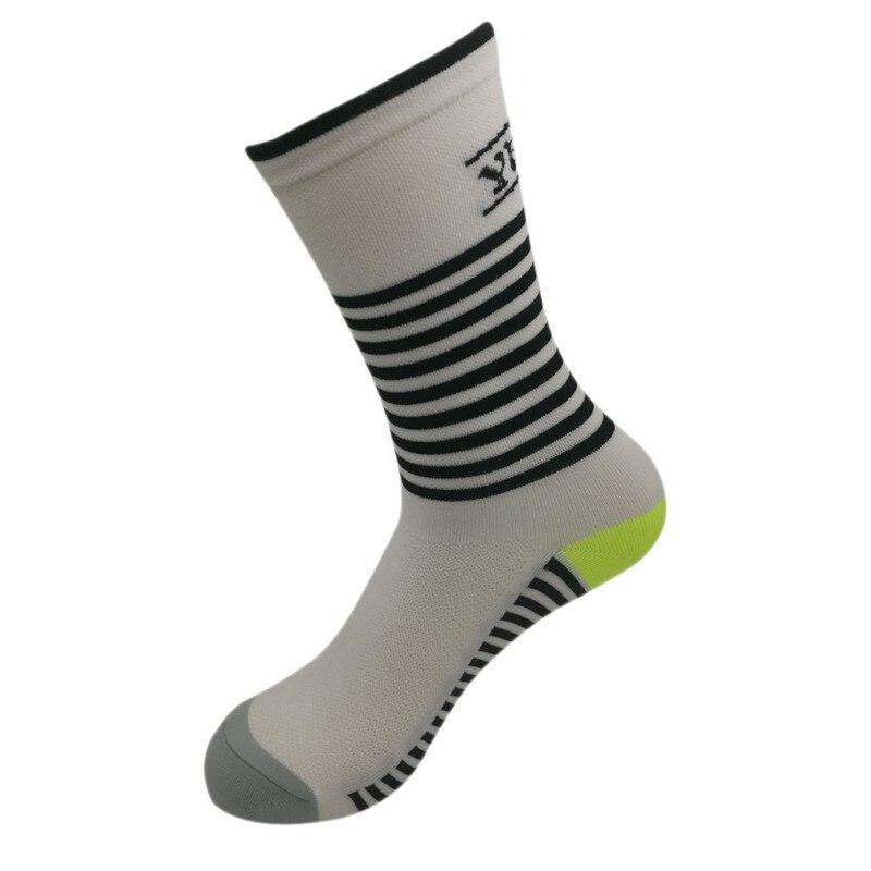 Для мужчин Велоспорт Bicyle Носки для девочек подходит для 40-45 Баскетбол Носки для девочек дышащие Бег восхождение Лыжный Спорт Спортивные нос...