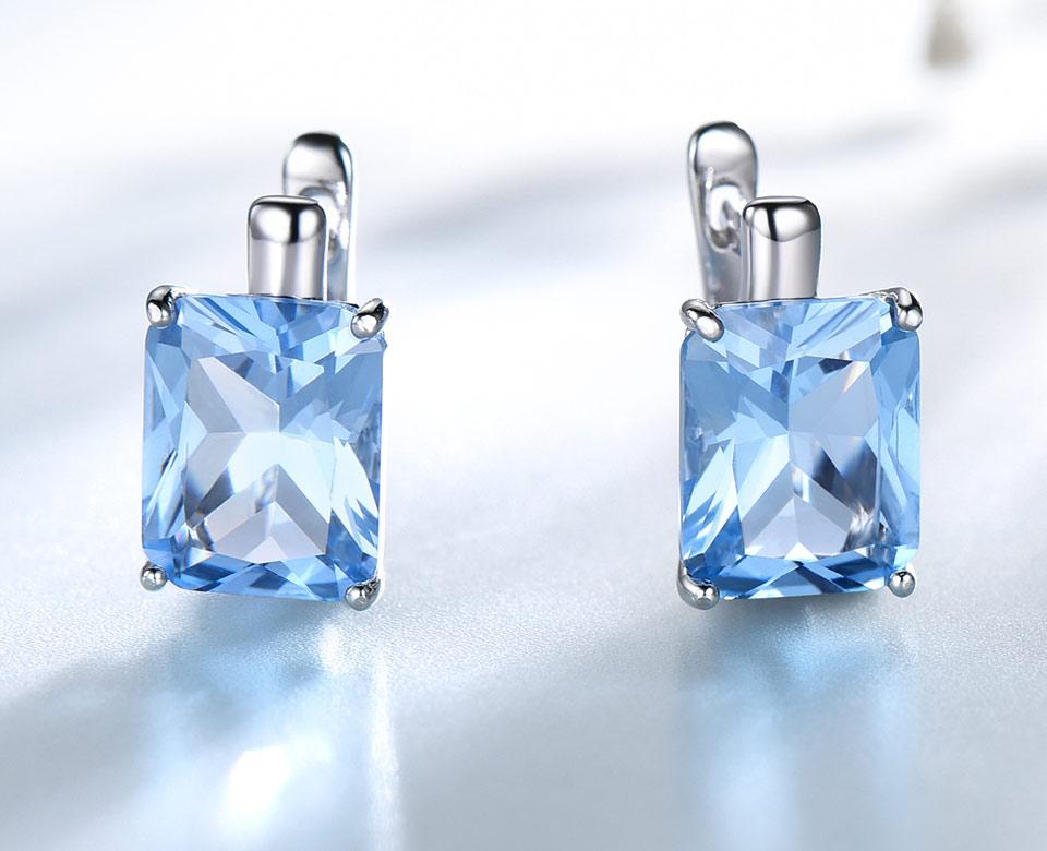 UMCHO-Sky-blue-topaz-925-sterling-silver-clip-earrings-for-women-EUJ083B-1-PC_03