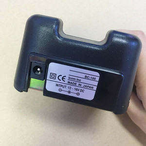 Image 3 - Базовое зарядное устройство BC160 Для ICOM, только настольное зарядное устройство для ICOM, F4011, F4016, F3160, F3013, F4013, F16, F26, F4230D, для аккумуляторов BP232N, BP230, Lion