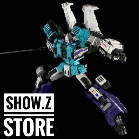 [Show.Z Store] G-Creation GDW-03 Fuuma Sixshot IDW Transformation Action Figure alternative dispute resolution in the construction industry