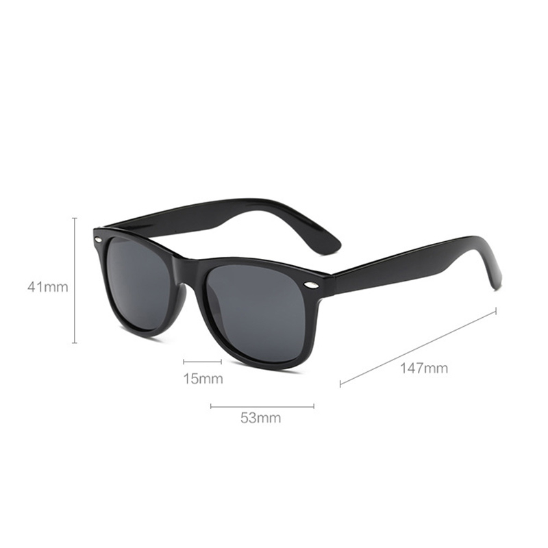 Square Sunglasses Brand Polarized Designer Driving Retro Shades Sun Glasses for Men oculos de sol feminino Hawkers gozluk UV400
