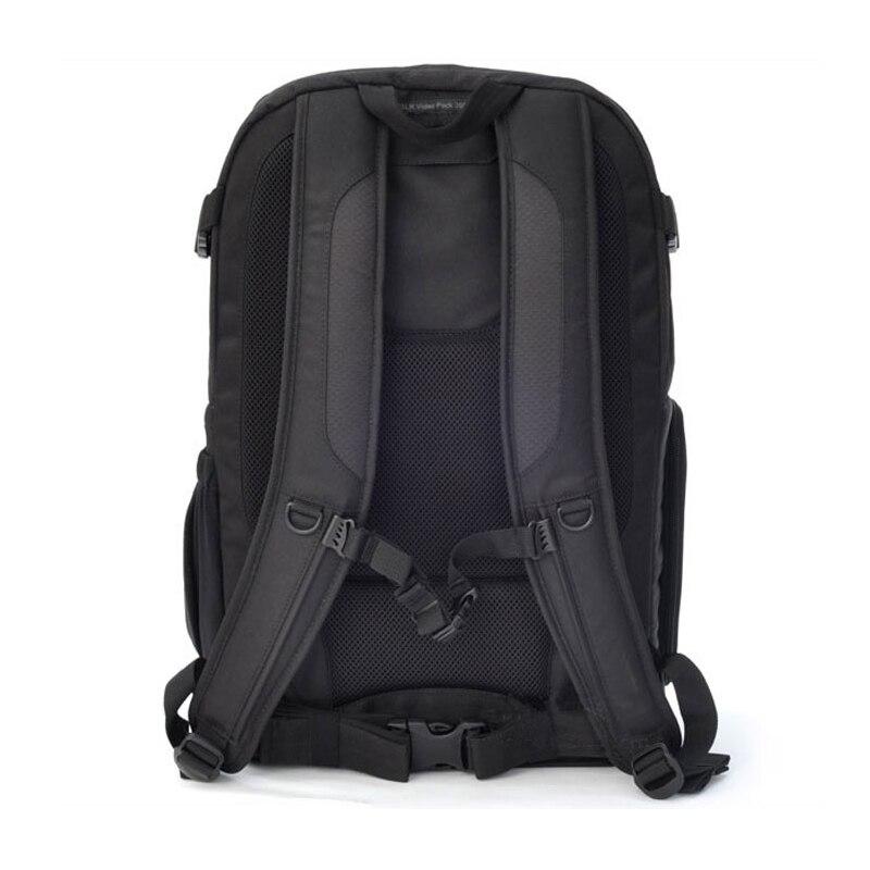 """Véritable Lowepro DSLR vidéo Fastpack 350 AW DVP 350aw sac photo reflex sac à bandoulière 17 """"ordinateur portable et couverture de pluie en gros-in Sacs pour appareil photo from Electronique    2"""