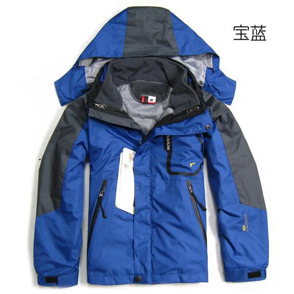 дети платье дети на открытом воздухе спорт куртки подросток одежда водонепроницаемый ветрозащитный держать тёплый 2на1 мальчик девочка пальто