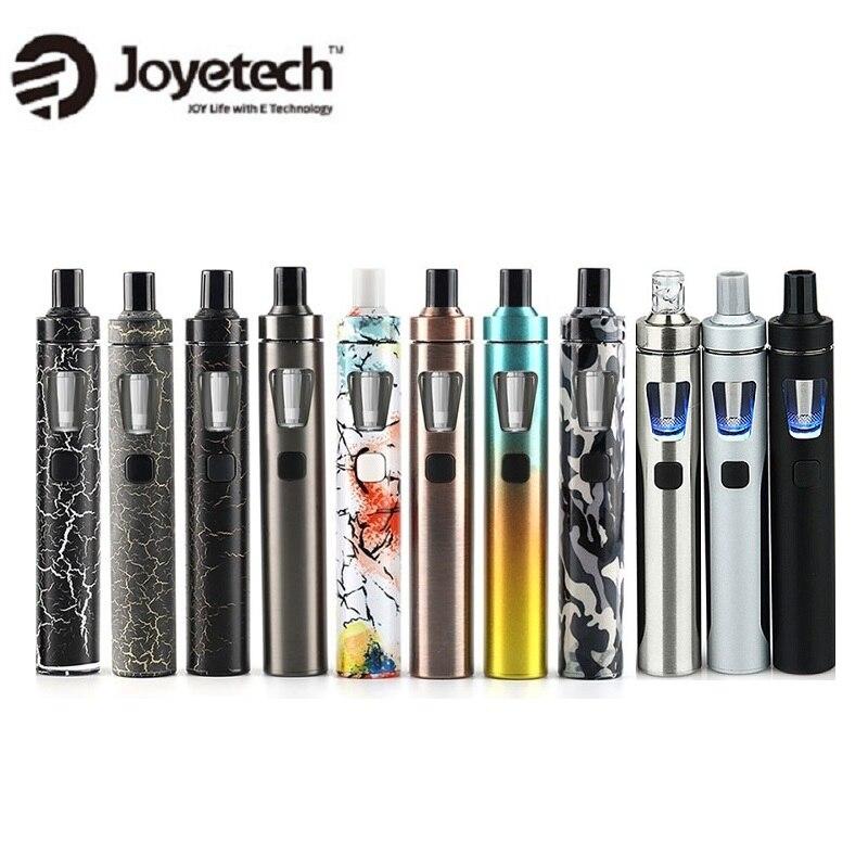 Original Joyetech eGo AIO Vape Kit de Inicio todo en uno con tanque de 2 ml y batería de 1500 mAh eGo aio Vape Pen Kit BF bobina vs ijust s