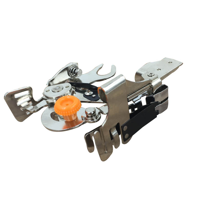 New Multifunctional Sewing Machine Presser Foot Fits All Low Shank for Singer, Brother,FEIYUE for Sewing Machines