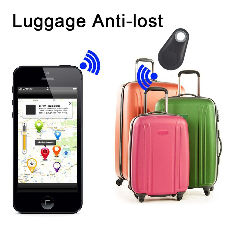 Image 4 - Anti lost Alarm Smart Tag Wireless Bluetooth Tracker Child Bag Wallet Key Finder GPS Locator anti lost alarm itag-in Smart Activity Trackers from Consumer Electronics