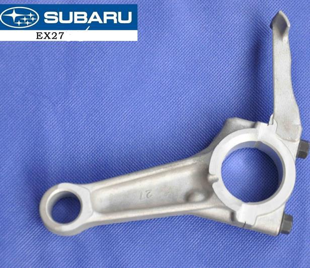 CON ROD ASSEMBLY FOR 9HP EX27 FREE SHIPPING CHEAP CONNECTING ROD REP. SUBARU TILLER WATER PUMP FUJI PARTS genuine ud engine parts fd46 fd46t main crankshaft bearing con rod bearing connecting rod bushing