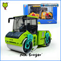 Mr.Froger Tandem Compactor Model alloy car model Refined metal Engineering Construction vehicles truck Decoration Classic Toys