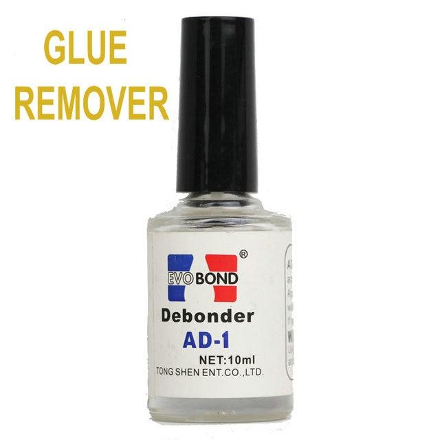 Glue Removal Liquid False Eyelashes Cleaner Unloadingremoving Whole Nails In 30 Minutes Nail Art