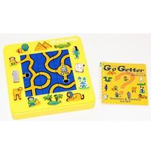 Gehen Getter Mysterious Puzzle Bord Spiel Familie/Party Beste Geschenk für Kinder 24 Ebenen Lustige Logische Argumentation Spiel