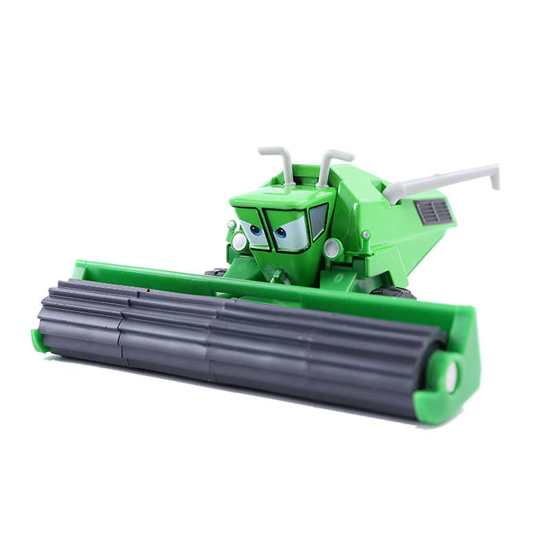 Disney Pixar Cars 2 Cars 3 Harvester Frank Tractor 1:55 Diecasts Metal Toy Car Model Birthday Gift Toy For Kid