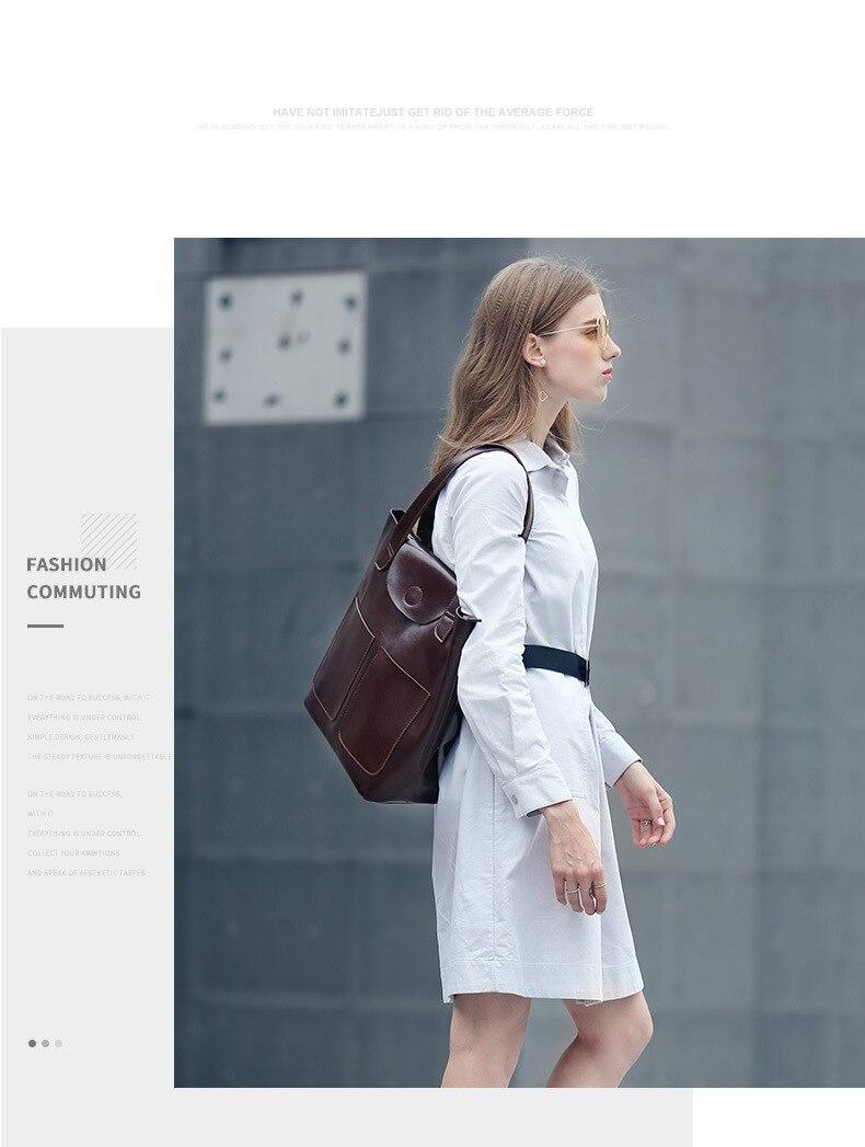 vaca feminina tote sacos de mão feminina bolsa de ombro do vintage