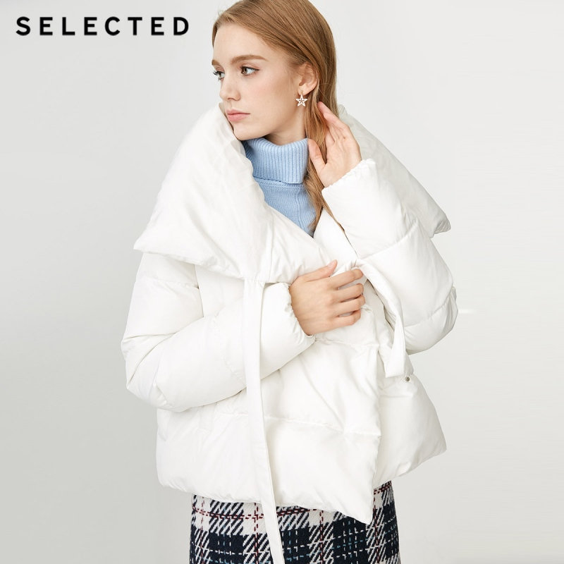 AUSGEWÄHLT Winter Neue Typ Ente Unten Brot Anzug Unten Anzug Mantel S  418412553-in Daunenmäntel aus Damenbekleidung bei  Gruppe 1