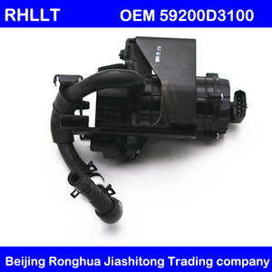 Image 4 - Genuine accessories OEM 59200D3100 59100D3100 vacuum pump assembly for Hyundai Tucson TL 1.6T 2015 2018